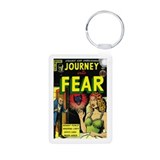 Journey Into Fear #3 Aluminum Photo Keychain