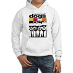 Reservoir Dogs DVD Cover Style Hooded Sweatshirt