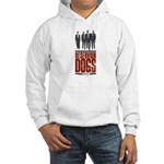 Let's Go to Work Hooded Sweatshirt