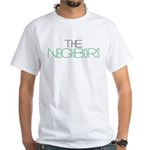 The Neighbors White T-Shirt