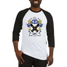Welsh Coat of Arms Baseball Jersey