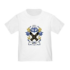 Welsh Coat of Arms T