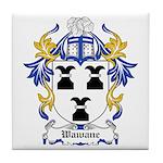 Wawane Coat of Arms Tile Coaster