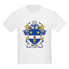 Waugh Coat of Arms Kids T-Shirt