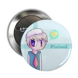 "Cute Finlander 2.25"" Button"