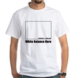 White Balance Here T-Shirt