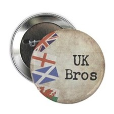 "Cute Northern ireland 2.25"" Button"