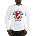 Waston Coat of Arms Long Sleeve T-Shirt