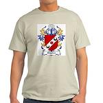 Waston Coat of Arms Ash Grey T-Shirt