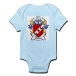 Waston Coat of Arms Infant Creeper