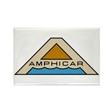 Amphicar Logo Rectangle Magnet (10 pack)