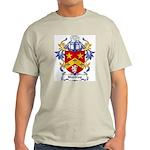 Wardrop Coat of Arms Ash Grey T-Shirt