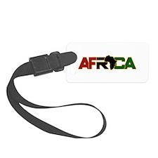Africa2 Luggage Tag