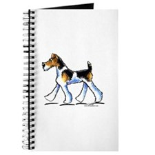 Wire Fox Terrier Trot Journal