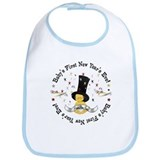 Baby's 1st New Year Bib