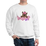 Yorkiegirl Woof Sweatshirt