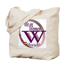 WaW CO logo Tote Bag