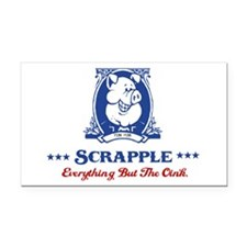 Scrapple - Everything But The Oink Rectangle Car M