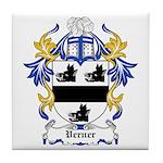 Verner Coat of Arms Tile Coaster