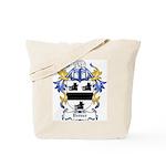 Verner Coat of Arms Tote Bag