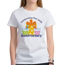 50th Anniversary Party Gift Tee