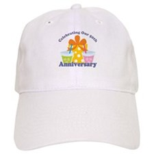 50th Anniversary Party Gift Baseball Cap