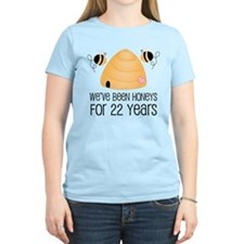 22nd Anniversary Honey T-Shirt