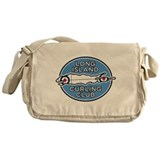 Long Island Curling Club Messenger Bag