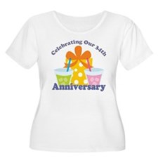 34th Anniversary Celebration T-Shirt