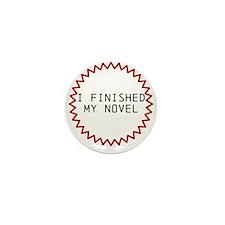 Unique Novel Mini Button