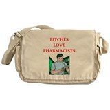 pharmacy Messenger Bag