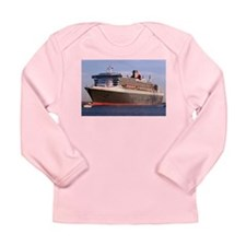 Cruise Ship 2 Long Sleeve Infant T-Shirt