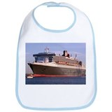 Cruise Ship 2 Bib