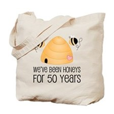 50th Anniversary Honey Tote Bag