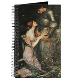 Lamia by John William Waterhouse Journal