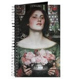 Gather Ye Rosebuds by Waterhouse Journal