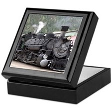 Steam Train: Colorado Keepsake Box