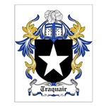 Traquair Coat of Arms Small Poster