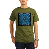 Blue Celtic Tapestry T-Shirt