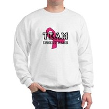 Support Breast Cancer Sweatshirt