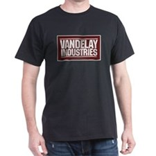 Vandelay Industries Black T-Shirt