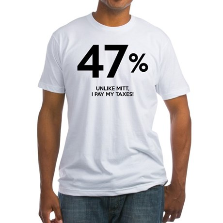 47% Fitted T-Shirt