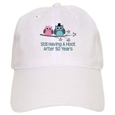 50th Anniversary Owls Baseball Cap