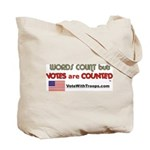 WTC, 9/11 Tribute and Votes are Counted! Tote