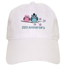 25th Anniversay Owls Baseball Cap
