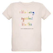 Squished II Organic Kids T-Shirt