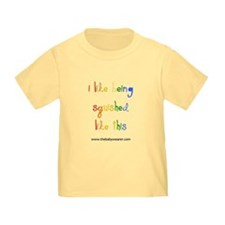 Squished II Toddler T-Shirt