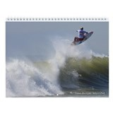 Quicksilver Pro Surfing Calendar