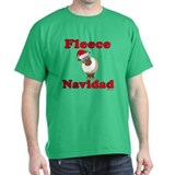 Fleece Navidad T-Shirt