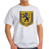 Lion of Judah Gold T-Shirt